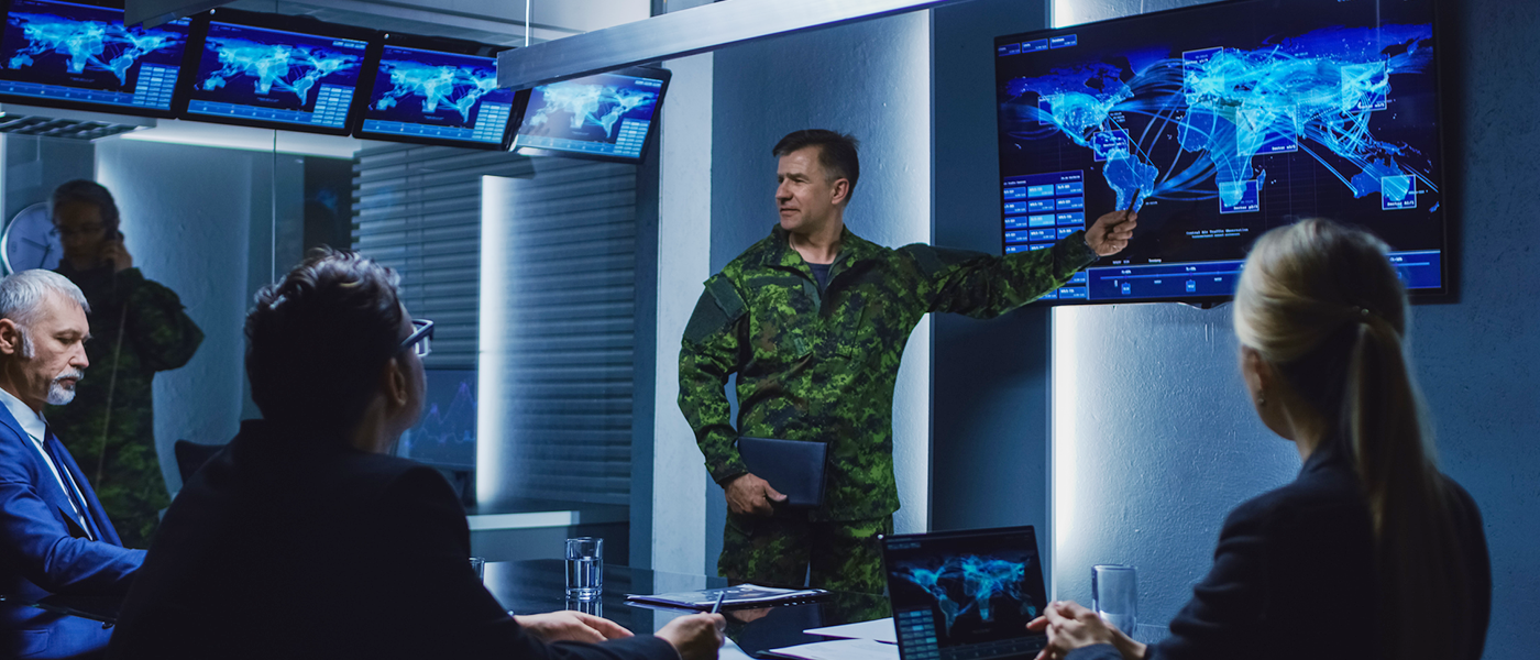 Global Military Intelligence Analytics Give Rise to New Growth Paradigms