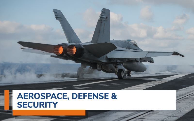 Aerospace,Defense and Security