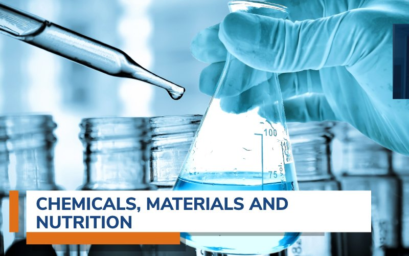 Chemicals Materials and Nutrition